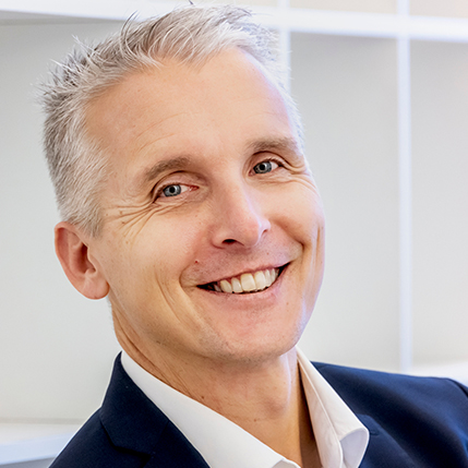 Matthias Schmidt, Vorstand hsagON